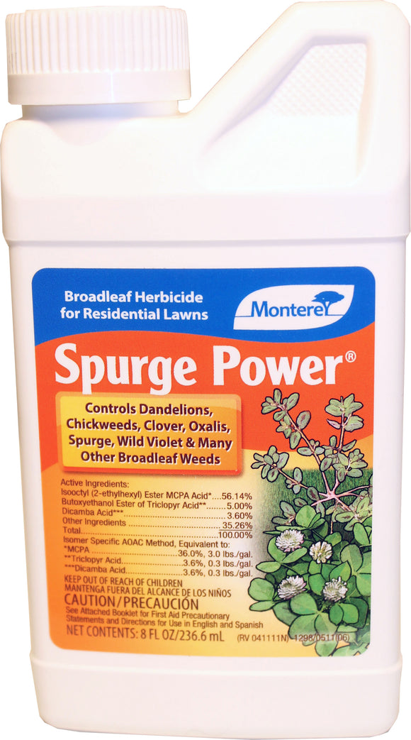 Monterey               P - Spurge Power