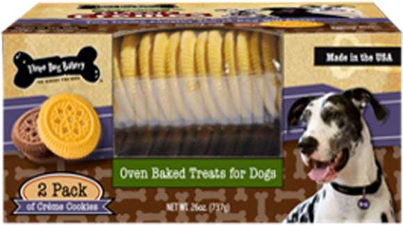 Three Dog Bakery - Classic Cremes Variety Pack