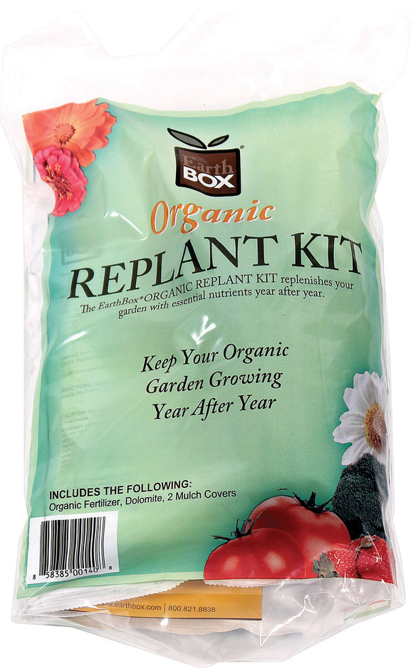 Earthbox-Organic Replant Kit