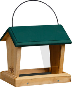 Welliver Outdoors - Hopper Feeder Cedar