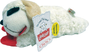 Multipet International - Lamb Chop Dog Toy