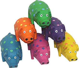 Multipet International - Globlets Latex Dog Toy