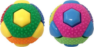 Multipet International - Theo Ball With 8 Squeakers