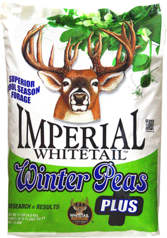 Whitetail Institute Of Na - Imperial Whitetail Winter Peas Plus-fall Annual