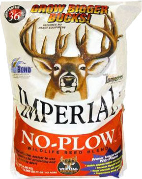 Whitetail Institute Of Na - Imperial No Plow Spring Annual