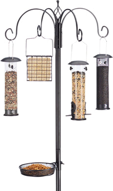 North States Industries - All-in One Birdfeeding Station