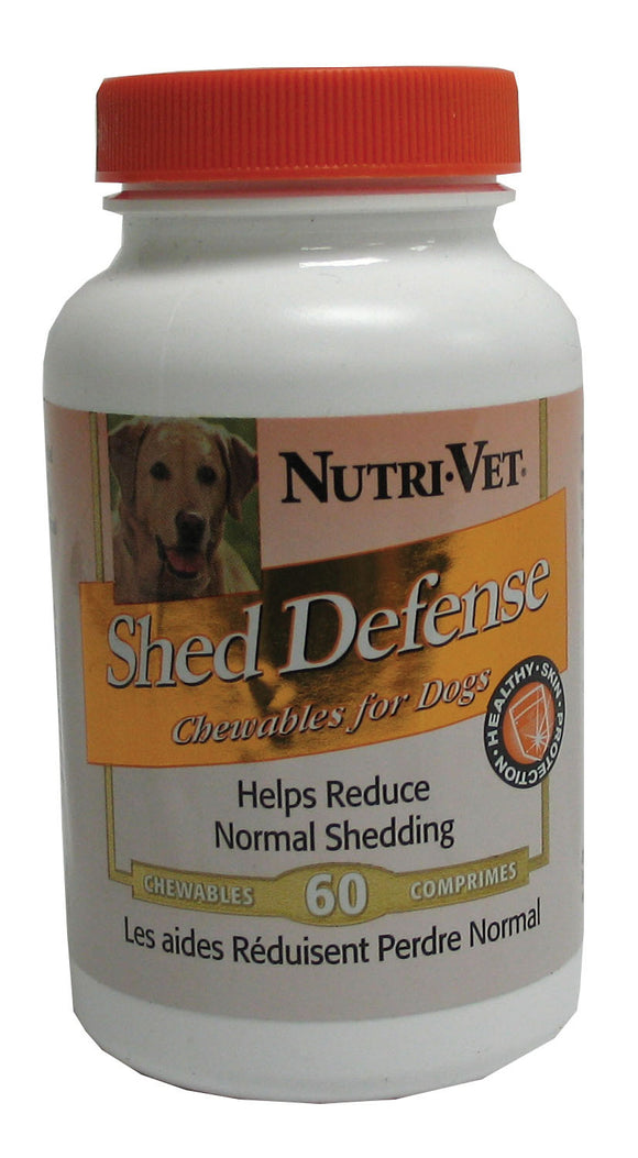 Nutri-vet Wellness Llc  D - Shed Defense Chew
