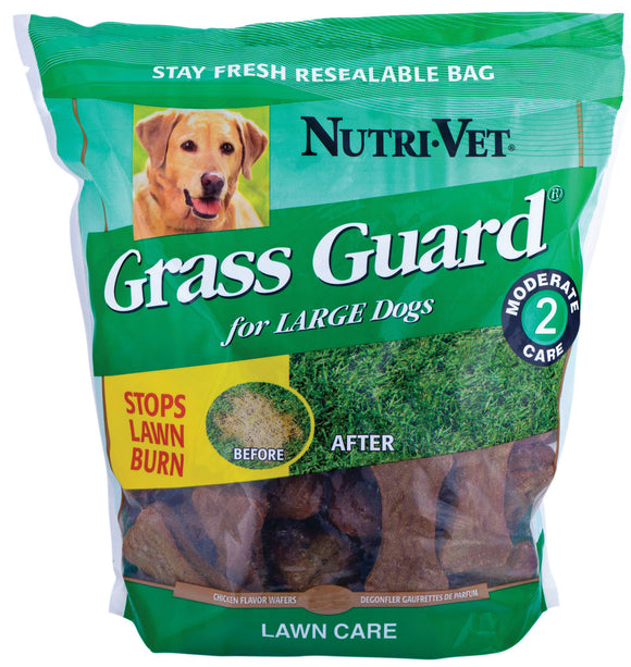 Nutri-vet Wellness Llc  D - Grass Guard Biscuits