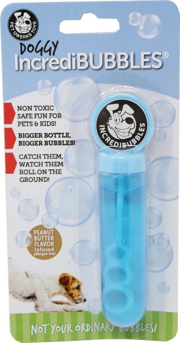 Pet Qwerks - Doggy Incredibubbles