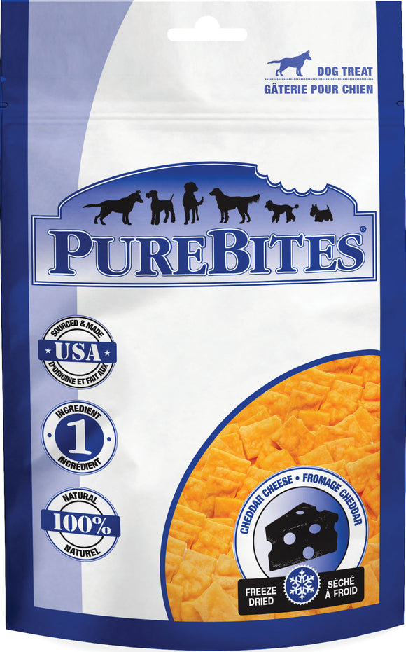 Pure Treats Inc - Purebites Cheddar Cheese