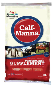 Manna Pro-farm - Calf Manna Performance Supplement