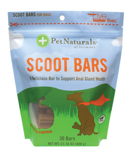 Pet Naturals Of Vermont - Scoot Bars For Dogs