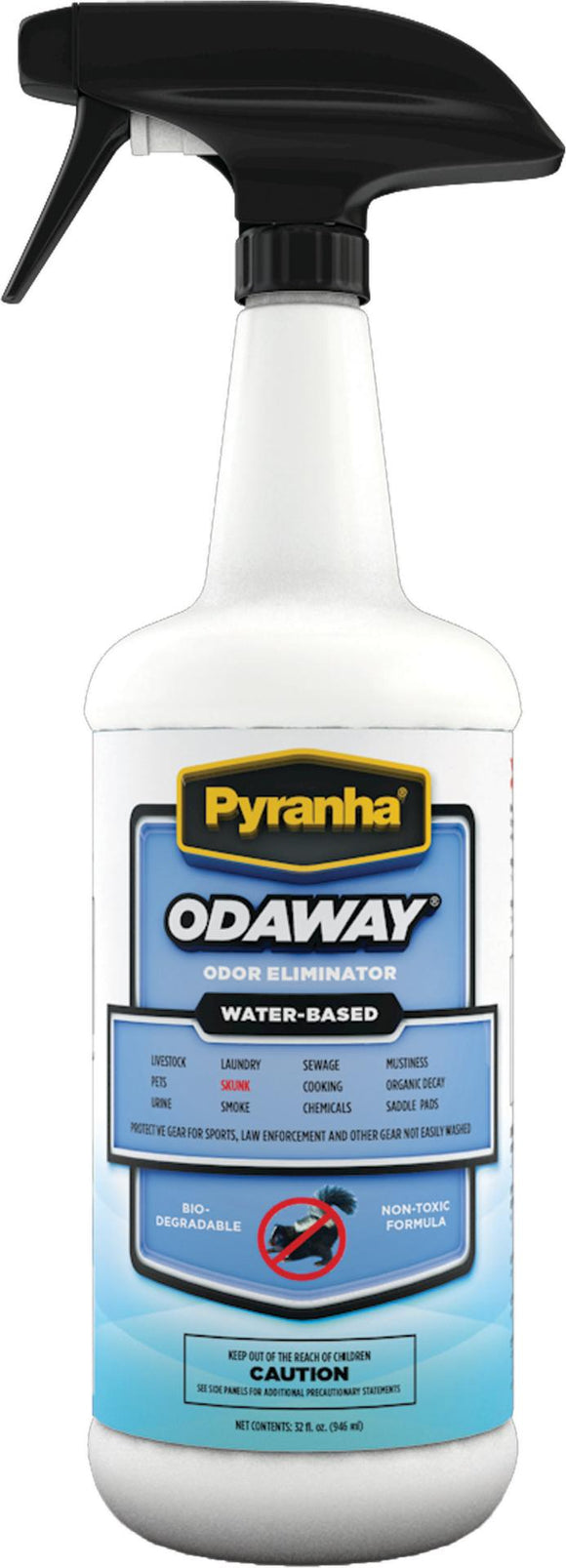 Pyranha Incorporated  D - Odaway Ready To Use Odor Absorber