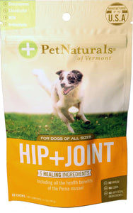Pet Naturals Of Vermont - Hip + Joint Chew For Dogs