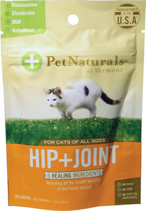 Pet Naturals Of Vermont - Hip + Joint Chew For Cats