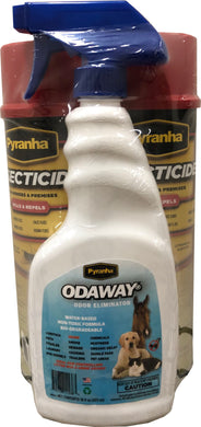 Pyranha Incorporated  D - Buy 2 Insecticides Get Free Odaway