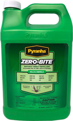 Pyranha Incorporated  D - Zero-bite Natural Insect Spray For Horses