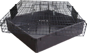 Rugged Ranch - The Squirrelinator Live Squirrel Trap With Basin