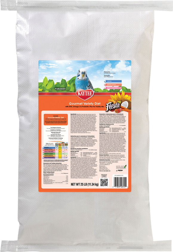 Kaytee Products Inc - Fiesta Max Parakeet Food