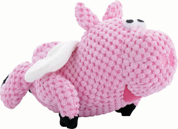 Quaker Pet Group - Godog Checkers Flying Pig