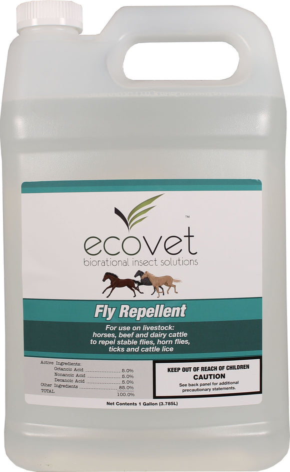 Ecovet Inc            D - Ecovet Fly Repellent Gallon