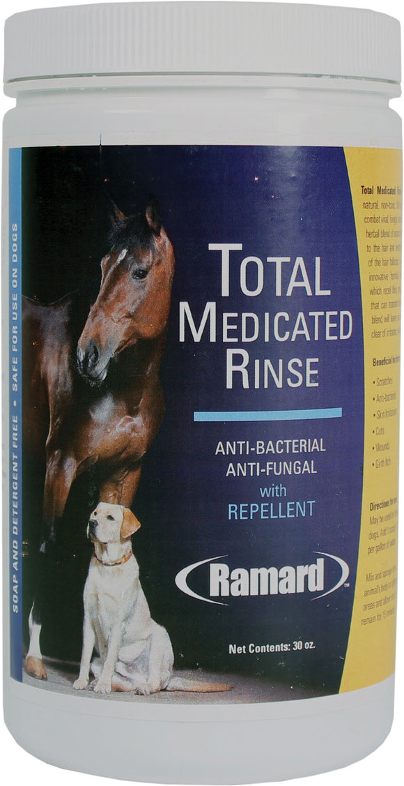 Ramard Inc. - Total Medicated Rinse With Repellent