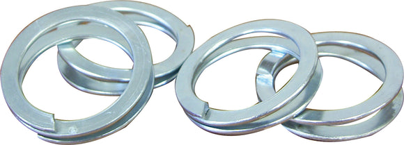 Horse And Livestock Prime - Plated Ring Fasteners
