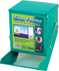 Ware Mfg. Inc. Bird/sm An - Sifter Feeder With Lid