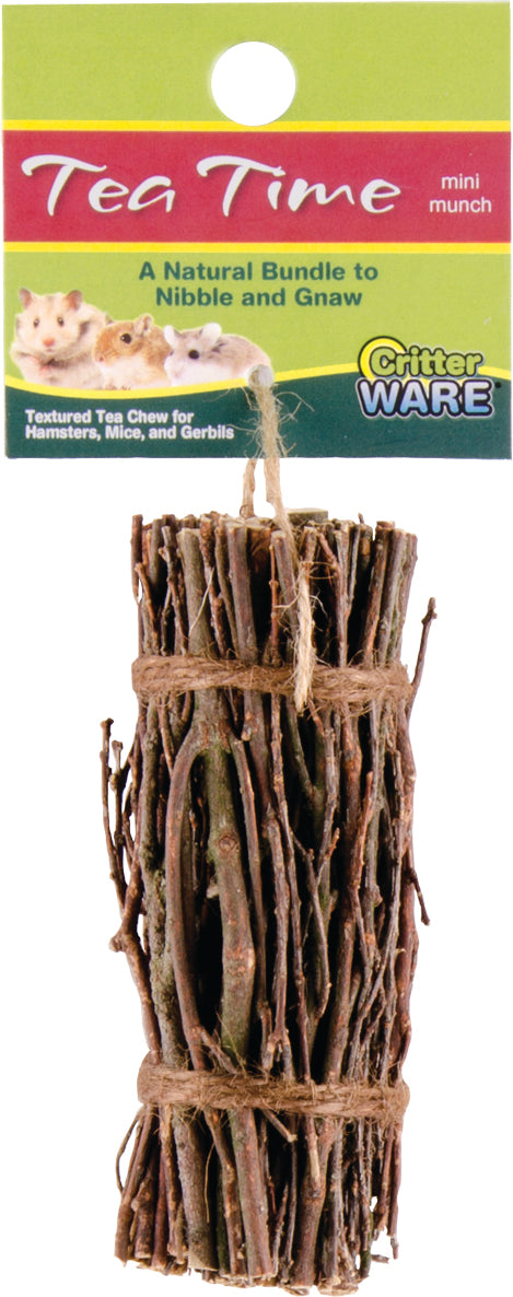 Ware Mfg. Inc. Bird/sm An - Tea Time Mini Munch Chew