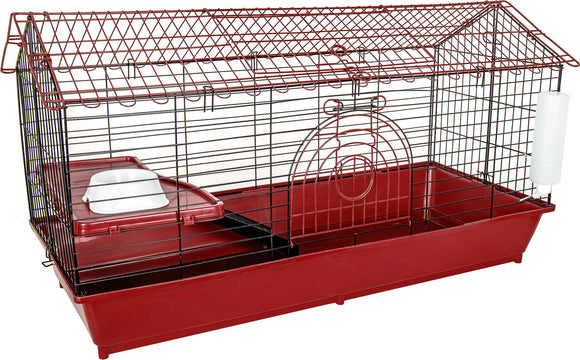 Ware Mfg. Inc. Bird/sm An - Small Animal Peak Roof Cage