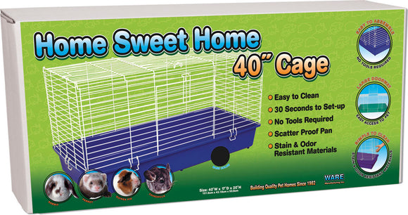 Ware Mfg. Inc. Bird/sm An - Home Sweet Home Cage