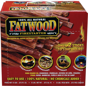 Wood Products Internation - Fatwood Box