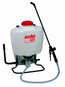 Solo Incorporated       P - Backpack Piston Pump Sprayer