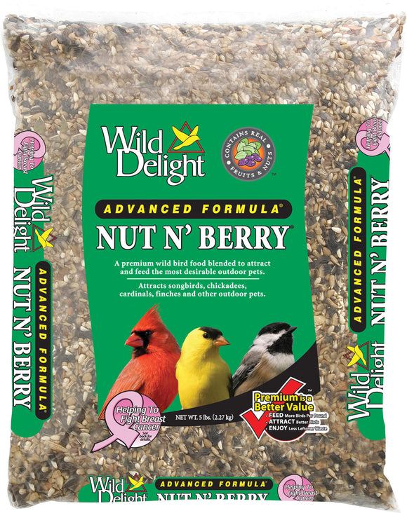 D&d Commodities Ltd. - Wild Delight Nut N' Berry Wild Bird Food
