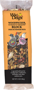 D&d Commodities Ltd. - Wild Delight Woodpeckernuthatch N Chickadee Block