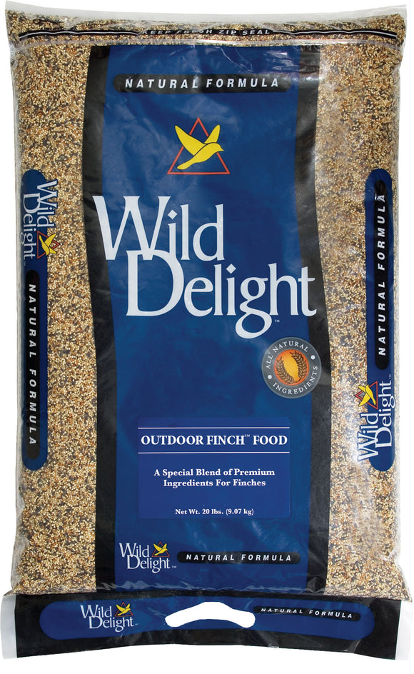 D&d Commodities Ltd. - Wild Delight Outdoor Finch