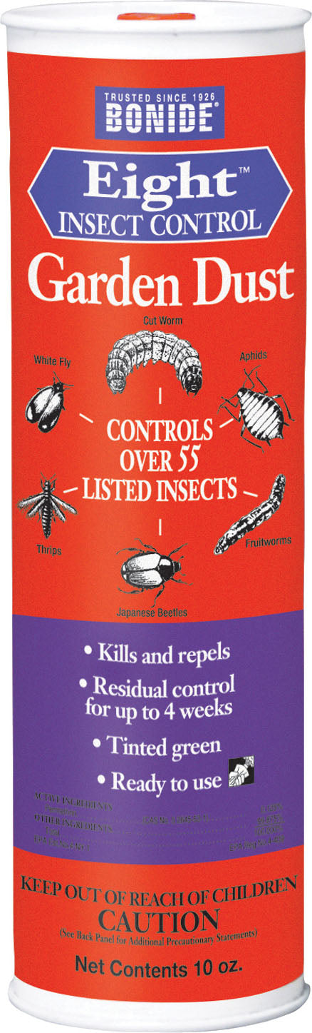 Bonide Products Inc     P - Eight Insect Control Garden Dust