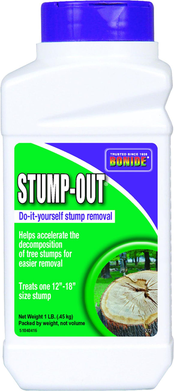 Bonide Products Inc     P - Stump-out Granules Diy Stump Removal