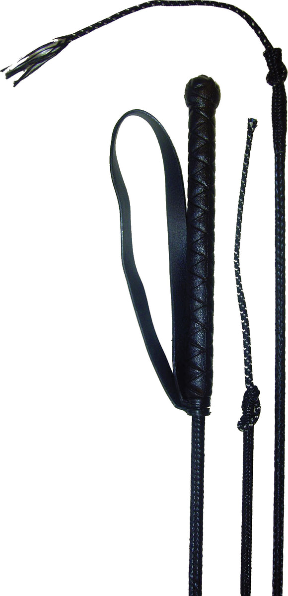 Horse And Livestock Prime - Riding Whip With Loop