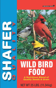 Shafer Seed Company - Shafer Wild Bird Seed