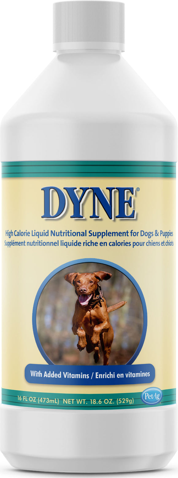 Pet Ag - Dyne High Calorie Supplement For Dogs