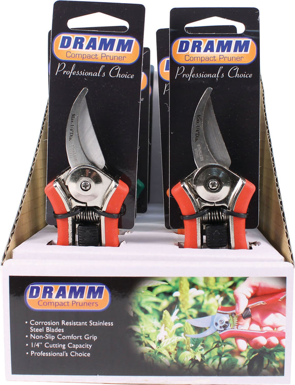Dramm Corporation       P - Professionals Choice Compact Pruner Display