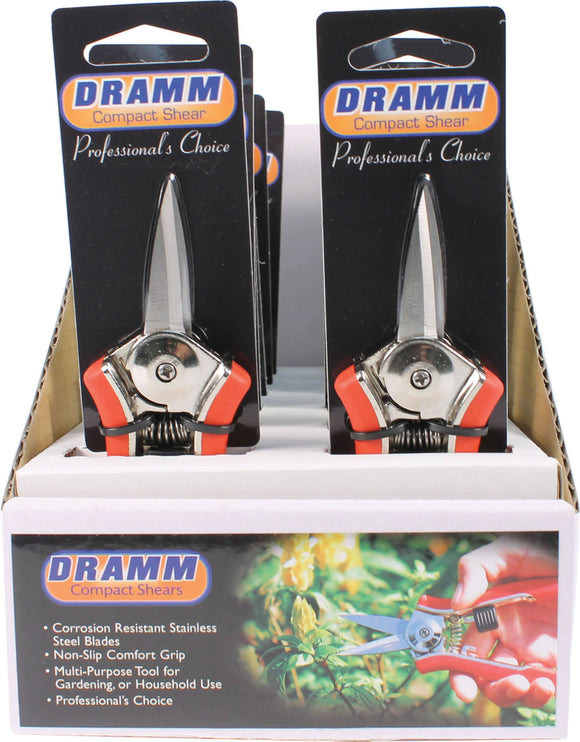 Dramm Corporation       P - Professionals Choice Compact Shear Display
