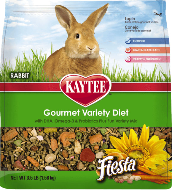 Kaytee Products Inc - Fiesta Max Rabbit Food