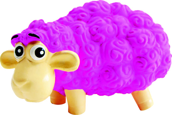 Petstages - Tootiez Sheep Durable Latex Grunter Toy