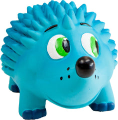 Petstages-Tootiez Hedgehog Durable Latex Grunter Toy