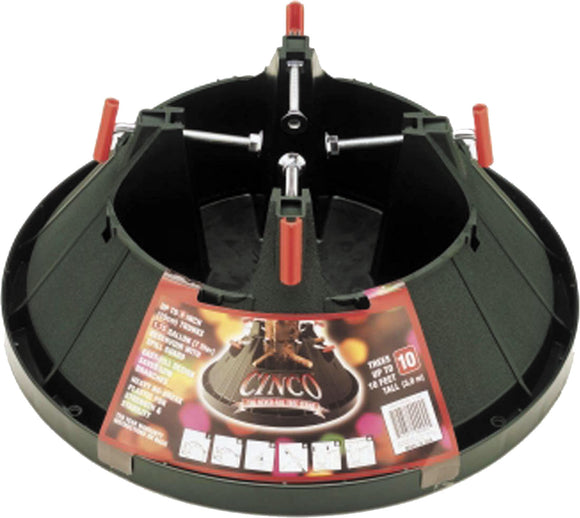 Cinco Plastics Inc - Classic Christmas Tree Stand