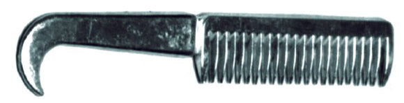 Partrade          P - Aluminum Hoof Pick Comb For Horses