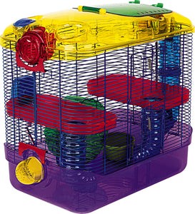 Super Pet- Container - Crittertrail Two Level Habitat