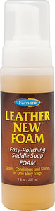 Farnam Companies Inc - Leather New Foam Saddle Soap